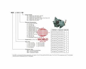 06E 06D 06CC CARRIER CARLYLE SEMI HERMETIC COMPRESSOR - 1