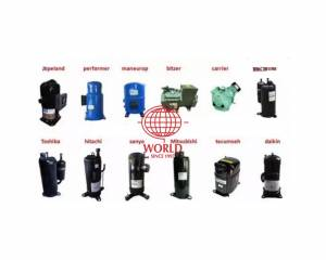 AIR CONDITIONING ALL TYPE COMPRESSOR CATALOGUE