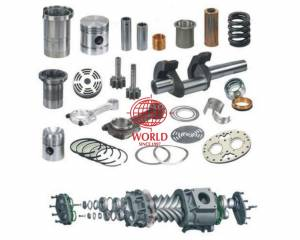 BOCK COPELAND CARRIER COMPRESSOR PARTS AND ACCESSORIES