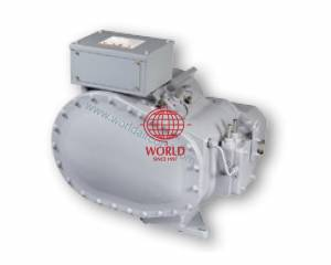 CARRIER 06NA 06NW SCREW COMPRESSOR SELECTION