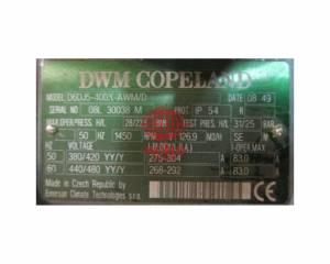 D6DJ5 DWM HERMETIC COMPRESSOR