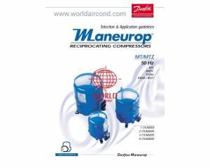 DANFOSS MANEUROP MTZ MT COMPRESSOR SELECTION