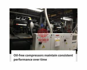 DANFOSS OIL FREE CHILLER COMPRESSOR