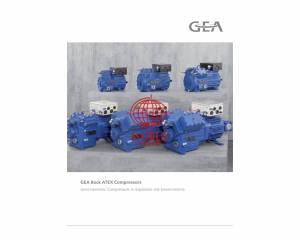 EXHG EXHGX explosion gea bock compressor