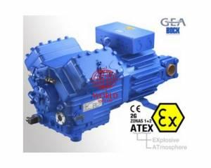 EXHG EXHGX explosion proof hermertic compressor