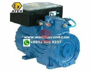 EXHGX HG explosion proof compressor