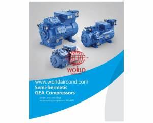 GEA BOCK HGX5 HG6 COMPRESSOR MODEL