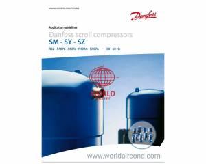 SZ300 DANFOSS PERFORMER SM SY SZ COMPRESSOR SELECTION