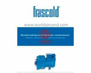 W40 W50 W60 W70 W75 W80 FRASCOLD COMPRESSOR MODEL