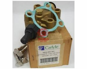 carlyle carrier 06DA660063 SUCTION discharge valve kit