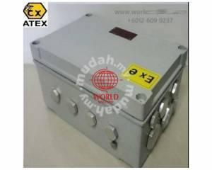 ex explosion proof terminal box