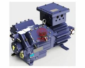 explosion proof semi hermertic compressor