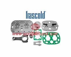 frascold compressor parts